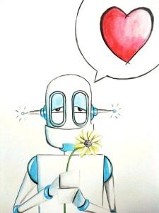 Robot Love - Source: VisualizeUs